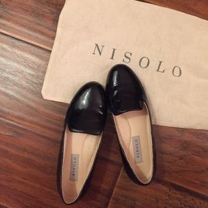 Nisolo Shoes - Nisolo Patent Leather Smoking Shoe