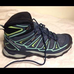 Salomon Other - Salomon X Ultra Mid 2 GTX Hiking Boot NWOT
