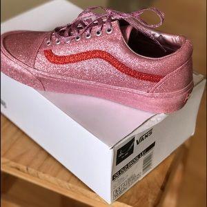 0349bf1c86d Vans Shoes - Vans for Opening Ceremony Pink Glitter OG Sneakers