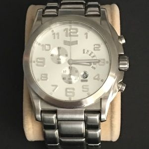 Vestal Other - Vestal men's De Novo Stainless Steel Watch