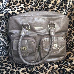 timi & leslie Handbags - Vegan leather diaper bag