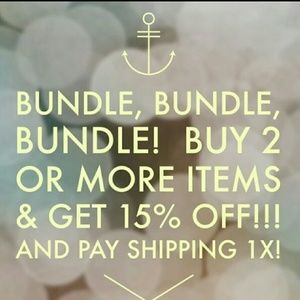 Accessories - 15% OFF 2 OR MORE ITEMS