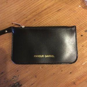 Mansur Gavriel Handbags - Mansur Gavriel faux clutch