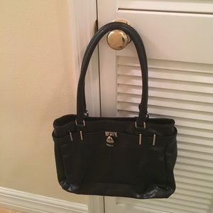 Apt 9 black shoulder bag