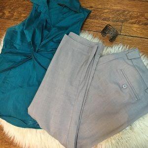 New York & Company Pants - Business 7/8 Capris