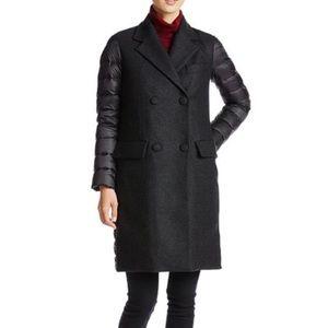 Add Down Jackets & Blazers - add down +wool jacket - BNWT