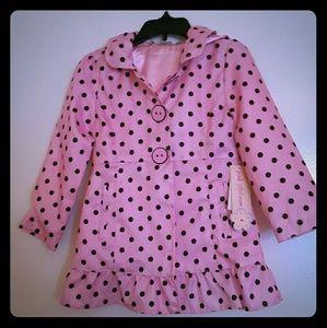 Pink Platinum Other - Kids raincoat