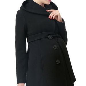 Kimi and Kai Jackets & Blazers - Kimi +  Kai Maternity Coat