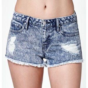 NWOT Bullhead Shorts