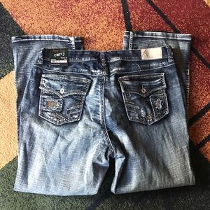 Ariya Denim - Ariya jeans plus sz 16 18 20 24 short inseam NWT