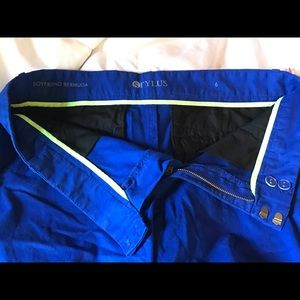 Stylus Pants - Stylus Boyfriend Bermuda shorts