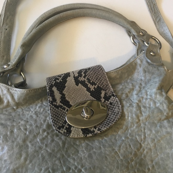 Innue Handbags - Innue Genuine Leather Handbag