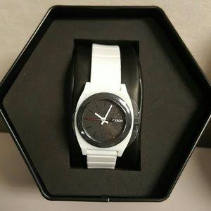 Nixon Accessories - Nixon Ladies Small Time Teller watch - New in box