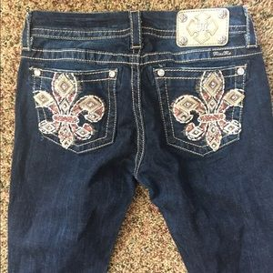 Buckle Denim - Buckle Miss Me jeans