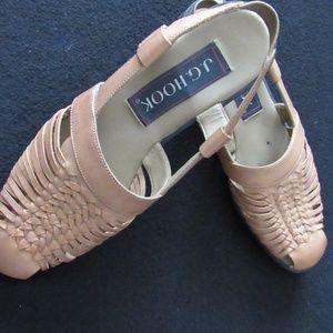 3x1 Shoes - XX30.   Huarache Sandals. Size 8 1/2