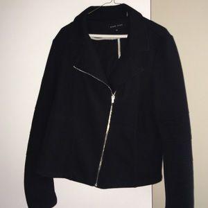 Black Rivet Jackets & Blazers - 🌟TODAY ONLY🌟Super Cute Black Jacket