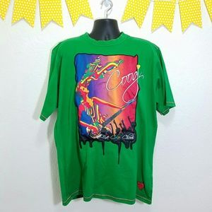 COOGI Other - Coogi Colorful Concert Guitar Tshirt Sz XXL G14