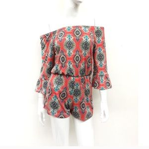 The Blossom Apparel Pants - NWT Romper /shorts/ jumper