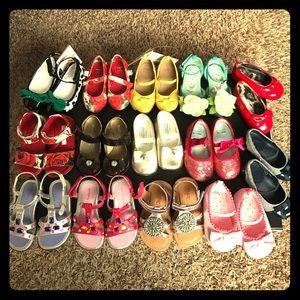 Other - All These are listed now - Baby shoes 2-4 infant