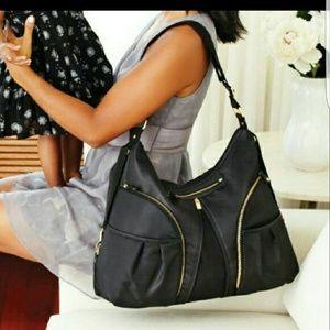 Skip Hop Handbags - Skip Hop Versa Expandble Diaper Bag