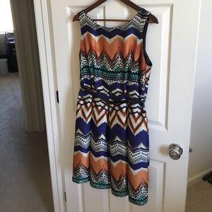 isabel & nina  Dresses & Skirts - Exotic midi dress