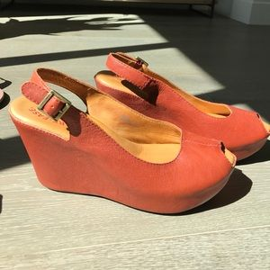 Kork Ease wedges