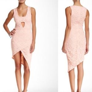 Missguided Dresses & Skirts - MissGuided Lace Cut Out Dress