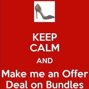 Other - Make me an offer with a bundle