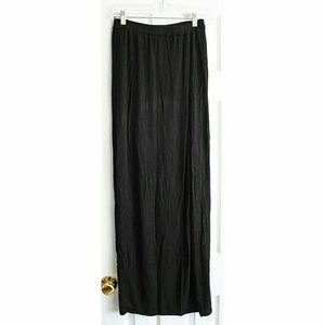 Armani Exchange Dresses & Skirts - 🐠Armani Exchange🐠Maxi skirt with front fold