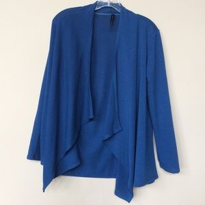 Rags and Couture Sweaters - Blue cardigan