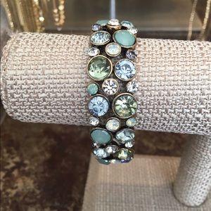 Alexis Bittar Jewelry - 💎 Exquisite Crystal Bracelet 💙💚