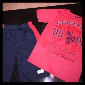 U.S. Polo Assn. Other - Kids Polo set