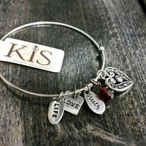 Keep It Sensational Charm Bracelet