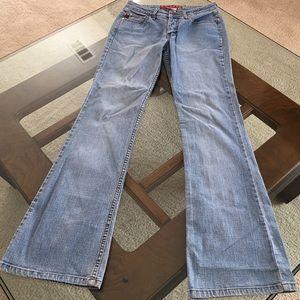 YMI Denim - YMI sz 0 flare jeans boho