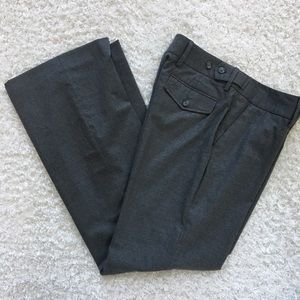 The Limited Pants - The Limited charcoal gray 'Cassidy fit' pants