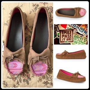 Sanuk Shoes - JUST IN🆕 KITTY MOC TOE LOAFER
