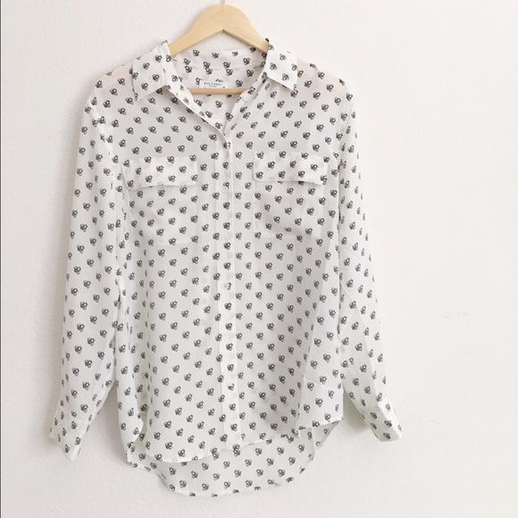 f82401662f8e4 Equipment signature silk shirt