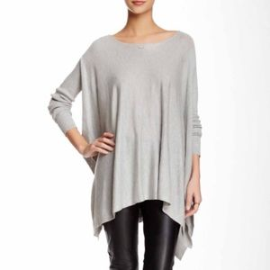 Romeo & Juliet Couture Sweaters - Romeo & Juliet Couture Asymmetrical Dolman Sweater