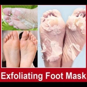 Shoes - REALLY WORKS! FOOT MASK... BABY FEET!