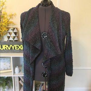 Laura Ashley Sweaters - Tinsel Festive Cardigan