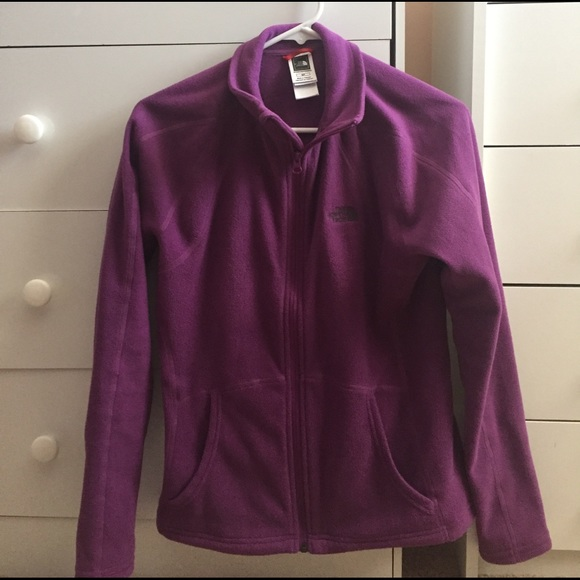 The North Face Jackets & Blazers - Purple North Face jacket