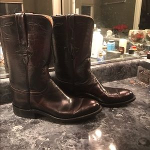 Lucchese Shoes - Lucchese boots boots 7.5.