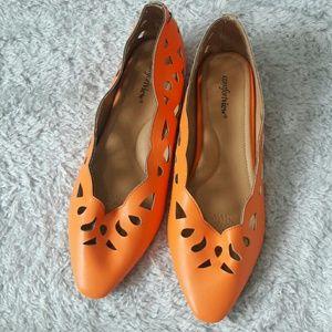 torrid Shoes - Easter shoes! ? Lattice cut wide width shoes!
