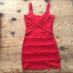 WINDSOR Dresses & Skirts - Sexy red mini dress