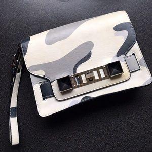 Authentic Proenza Schouler Mini PS11 Camo handbag