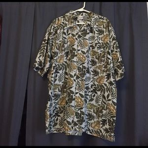 OP Sport Other - Men's Hawaiian print OP Sport short sleeve shirt