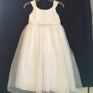 Us Angels Other - US Angels Girls Dress - Size 6 - Communion Wedding