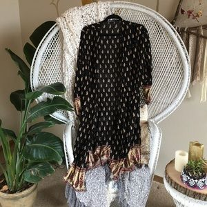 Other - Bohemian duster kimono