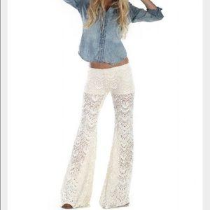 Nightcap Pants - Nightcap lace bells