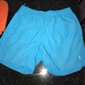 Polo by Ralph Lauren Other - Blue polo swim trunks